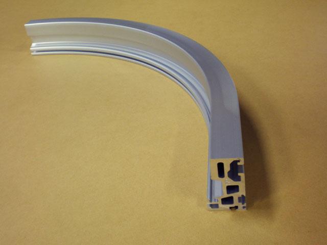 《部材》搬送レール 《材質》6063S-T5 《断面サイズ》51×92
